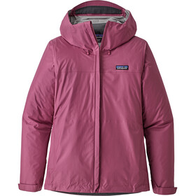 Patagonia Torrentshell Giacca Donna rosa